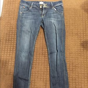Hudson Jeans with Flap Pockets